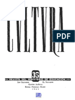 Revista Cultura 35