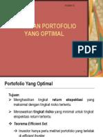 6 Portfolio Optimal.ppt