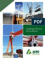 Catálogo Técnico ACRO CABOS