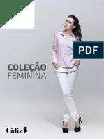 Catalogo Lookbook Feminino