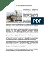 Informe de Contaminacion Ambiental
