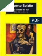 El secreto del mal-Roberto Bolaño