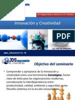 Innovación Seminario Tacna Octubre 2013