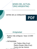 Power Aborigenes Del Actual Territorio Argentino(1)