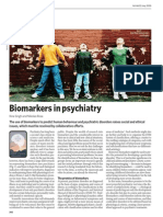 Singh and Rose - 2009 - Biomarkers in Psychiatry