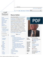 Warren Buffett - Wikipedia, La Enciclopedia Libre