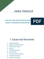 DUREREA TORACICA.ppt