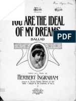 You Are the Ideal of My Dreams (H. Ingraham)