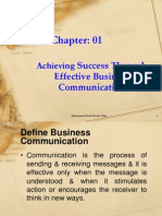 ChaBusiness communicationpter-01.ppt