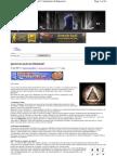090512 - Teoria da Conspiração - Quem tem medo dos Illuminati
