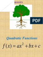 quadratic curves add maths