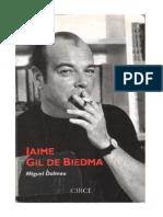 Dalmau Miguel Jaime Gil de Biedma