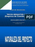 Ricos Broaster SRL