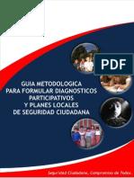 Guia Metodologica Para Elaborar Diagnosticos Participativos