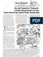 Boletín Informativo del 10/11/2013