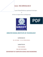 e ball technology research paper
