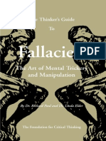 The Thinker's Guide to Fallacies