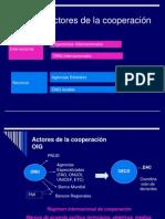 Actores y Modalidades de Cooperacion[1]