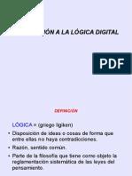 iNTRODUCCIÓN A LA LÓGICA