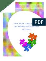 Guía para la construccion del PEZ 2013-2014última 2oct13 (2)