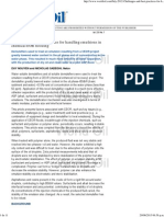 World Oil Challenges for Handling Emulsions in Chemical EOR Flooding