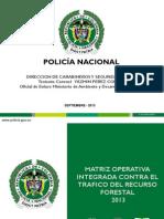 Ayudas Gestion Operativa Madera - 2013 - V3
