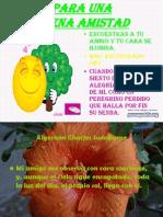Gianfranco Rondon Para Una Buena Amistad 100116