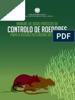 Manual de Boas Praticas de Controle de Roedores - Açores