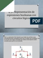 4.3.2 Representación de expresiones booleanas con circuitos lógicos.pptx