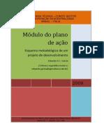 Metodologia Plano Desenvolvimento Mapa