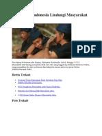 PBB Minta Indonesia Lindungi Masyarakat Adat.doc