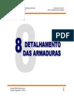 AULA208 - Detalhamento de Armaduras