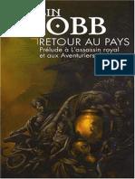 L'assassin royal - Préludes - Retour au pays - Robin Hobb