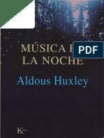 Aldous Huxley - Música en la noche