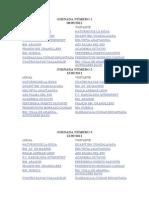 Liga de Balonmano de Asobal Temporada 2012-2013 Parte 1