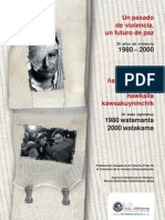 Suplemento Bilingue Informe Final Cvr