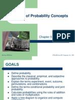 Chapter 05 Probabilidades