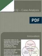 Beyond Q – Case Analysis