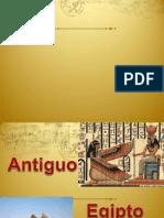 Expo Egipto Historia
