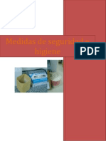 Medidas de Seguridad e Higiene