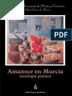 Amanece en Murcia