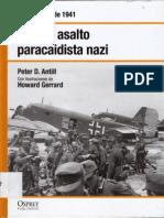 04.- El Gran Asalto Paracaidista Nazi