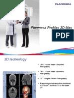 Planmeca Promax 3D Max CBVT product presentation