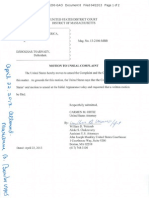 Doc 8; Motion to Unseal Complaint 04222013.pdf