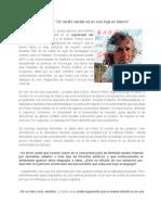 Steven Pinker - Un recién nacido no es una hoja en blanco