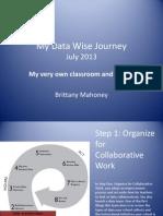 data wise presentation