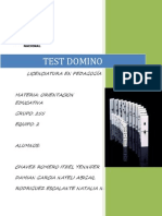 test-dominó