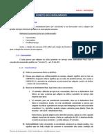 Direito Do Consumidor - OAB 2012