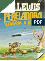 C.S. Lewis - Trilogia Cósmica 2 - Perelandra