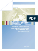 Opiate Flows Through Northern Afghanistan and Central Asia, A Threat Assessment  (2012) uploaded by Richard J. Campbell